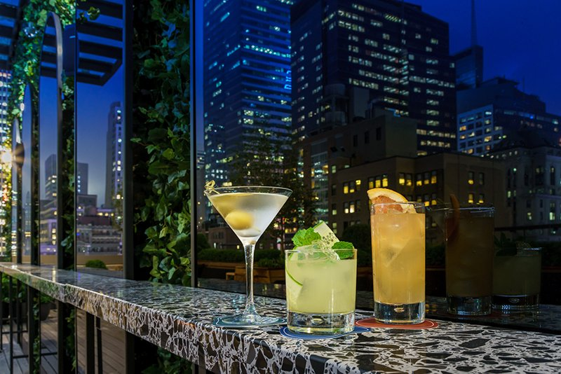 Castell Rooftop Bar